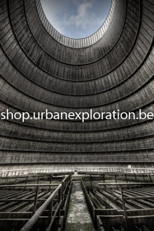 Cooling Tower inside